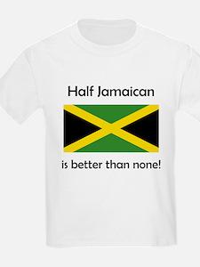 Half Jamaican T-Shirt
