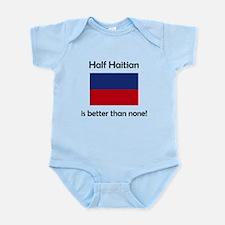Half Haitian Body Suit