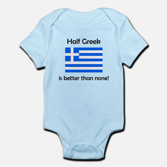 Half Greek Body Suit