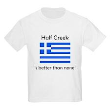 Half Greek T-Shirt