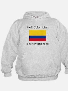 Half Colombian Hoodie