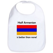 Half Armenian Bib