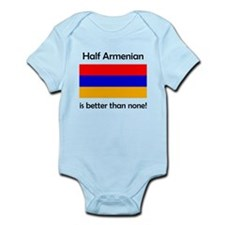 Half Armenian Body Suit