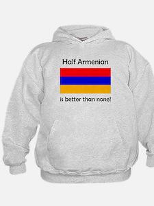 Half Armenian Hoodie