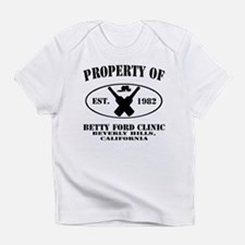 Property of Betty For Clinic Infant T-Shirt