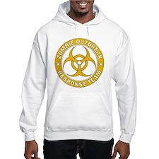 Zombie Outbreak Response Gold Team Hoodie
