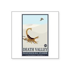 Death Valley 2 Sticker
