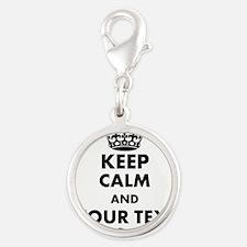 keep calm gifts Charms