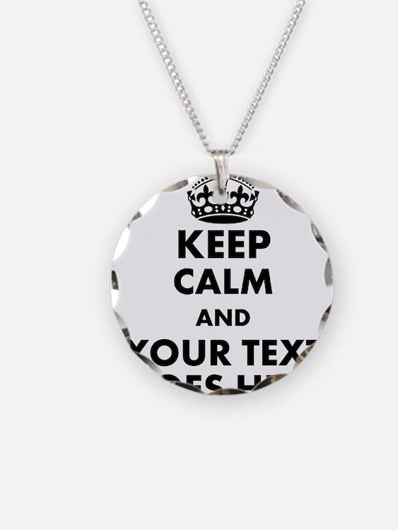 Keep Calm Jewelry | Keep Calm Designs on Jewelry