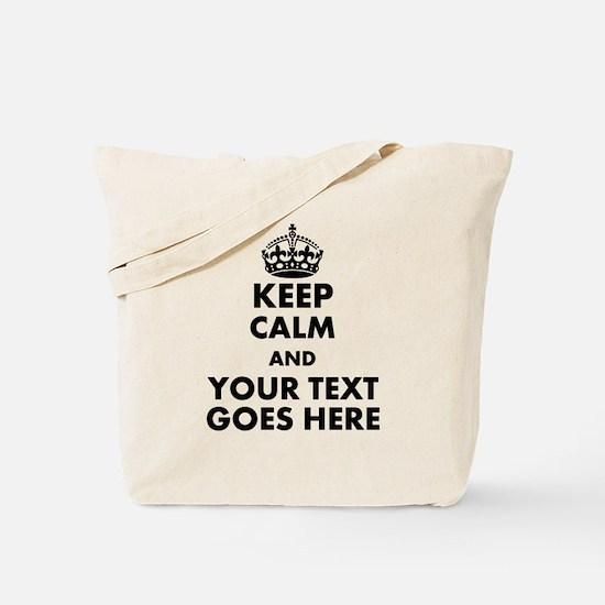 keep calm gifts Tote Bag