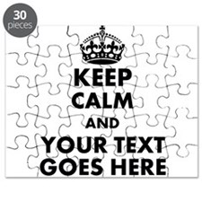 keep calm gifts Puzzle
