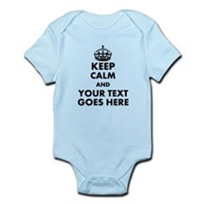 keep calm gifts Body Suit