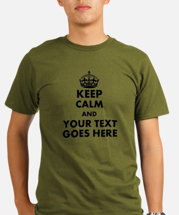 keep calm gifts T-Shirt