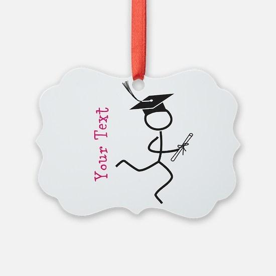 Custom Grad Runner © Pink Ornament