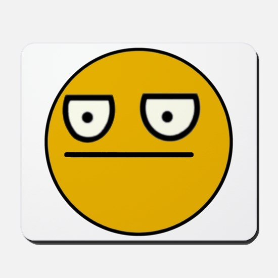 Grumpy's Stoic Mousepad