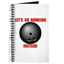 BOWLING INSTEAD Journal