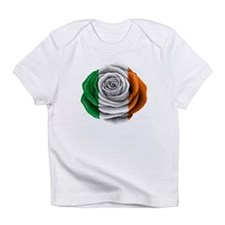 Irish Rose Flag Infant T-Shirt