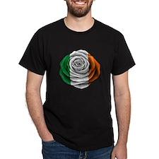 Irish Rose Flag T-Shirt