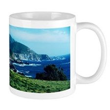 Big Sur Coastline Mugs