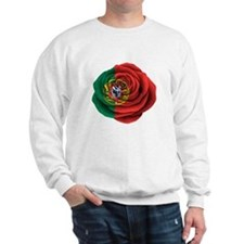 Portuguese Rose Flag Sweater