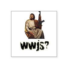 WWJS Sticker