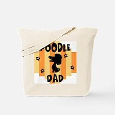 Poodle Dad Tote Bag