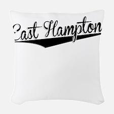 East Hampton, Retro, Woven Throw Pillow