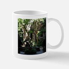 Hidden Courtyard Mugs