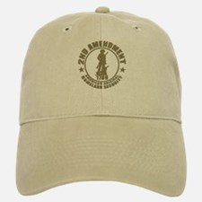 Minutemen, the Original Homeland SecurityBaseball Baseball Cap