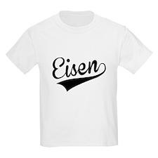 Eisen, Retro, T-Shirt