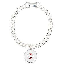 Hot Lips Bracelet