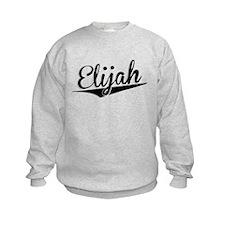 Elijah, Retro, Sweatshirt