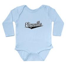 Elizaville, Retro, Body Suit