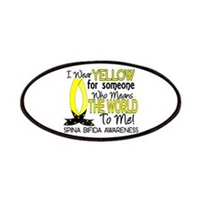 Spina Bifida MeansWorldToMe1 Patches