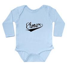 Elmer, Retro, Body Suit