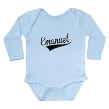 Emanuel, Retro, Body Suit