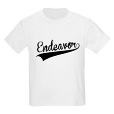 Endeavor, Retro, T-Shirt