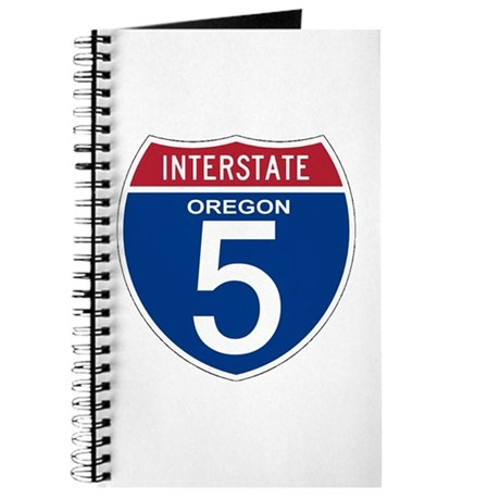 I-5 Oregon Journal
