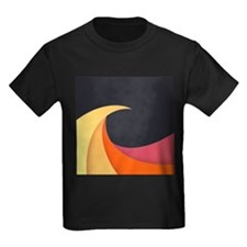 Colorful Wave T-Shirt
