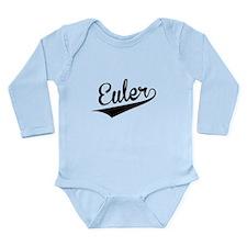 Euler, Retro, Body Suit