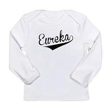 Eureka, Retro, Long Sleeve T-Shirt