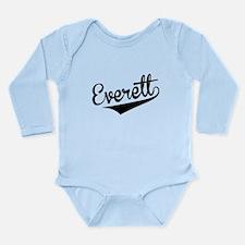 Everett, Retro, Body Suit