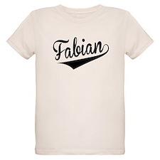 Fabian, Retro, T-Shirt