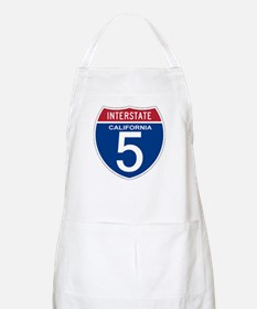 I-5 California BBQ Apron