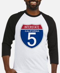 I-5 California Baseball Jersey