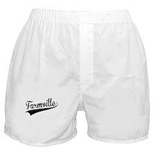 Farmville, Retro, Boxer Shorts