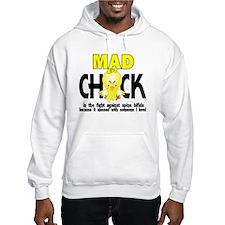 Spina Bifida MadChick1 Hoodie
