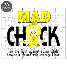 Spina Bifida MadChick1 Puzzle