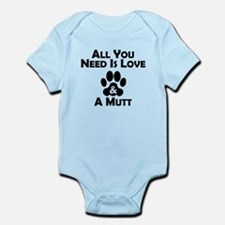 Love And A Mutt Body Suit