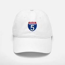 I-5 Washington Baseball Baseball Cap